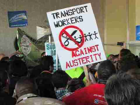 Transport Workers Against Austerity